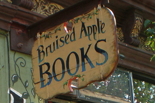 Bruised Apple Books