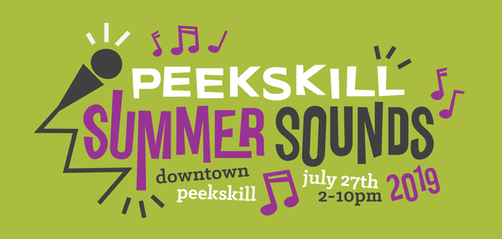 Peekskill Summer Sounds Festival 2019