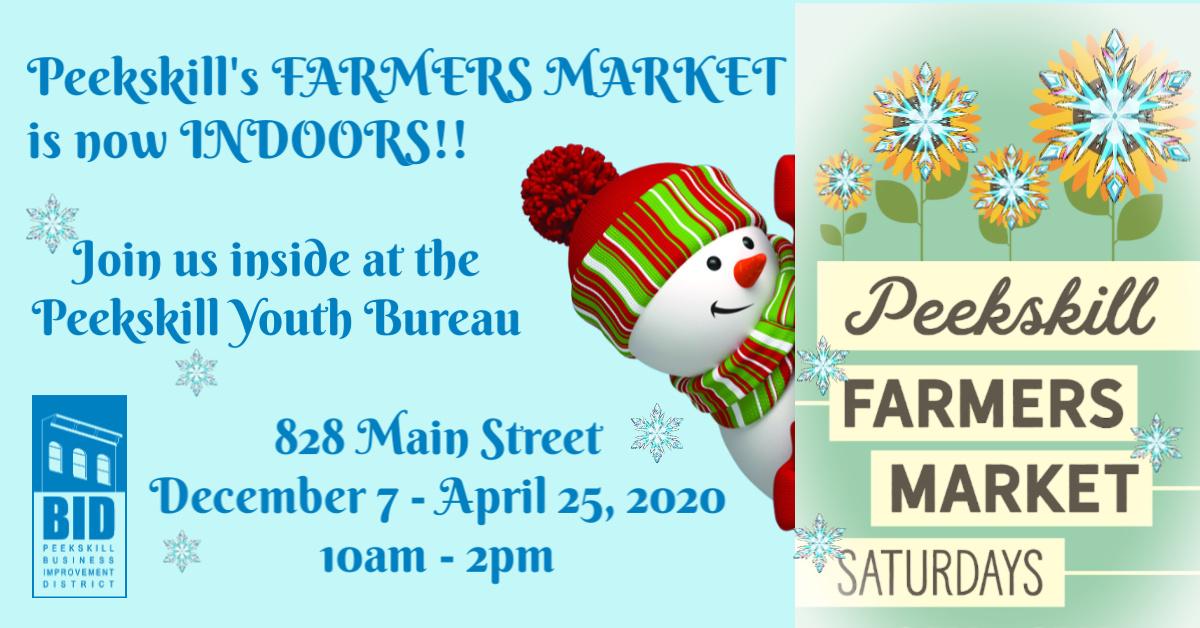 Peekskill INDOOR Farmers Market