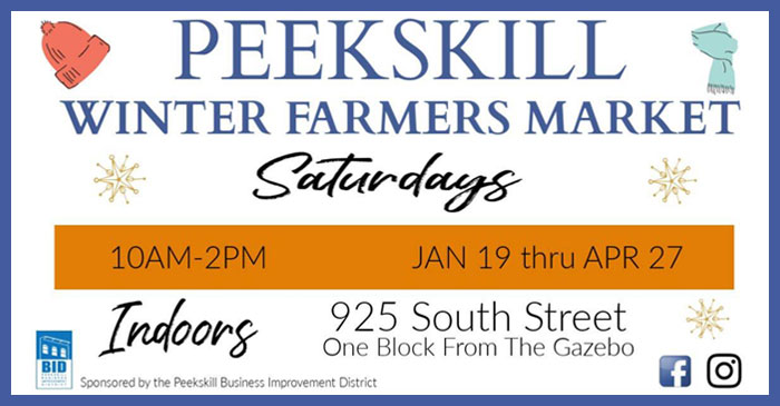Peekskill Winter Farmers' Market