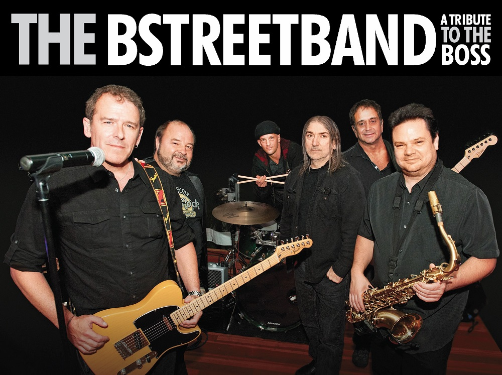 The BStreetband- A Tribute to The Boss